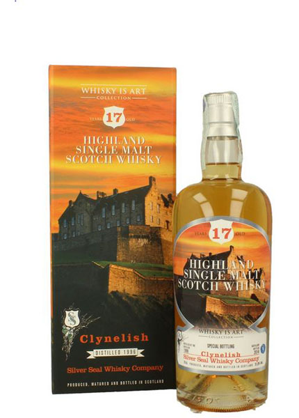 Clynelish 17 y.o. 1996-2014 Silver Seal