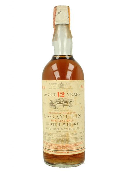 Lagavulin 12 y.o. White Horse Carpano Import