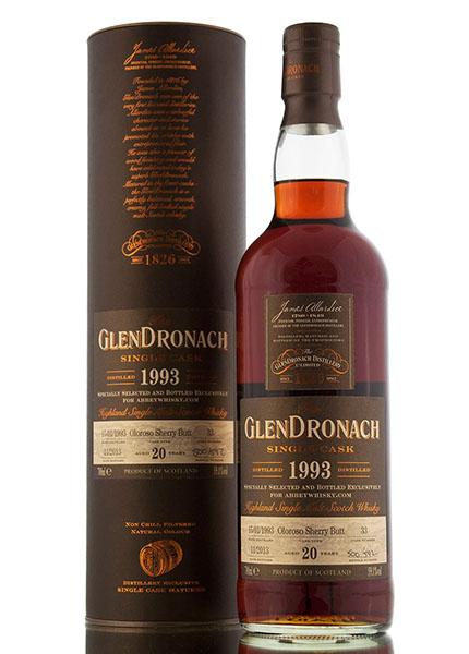 GlenDronach 16 y.o. 1993-2009 Cask #523