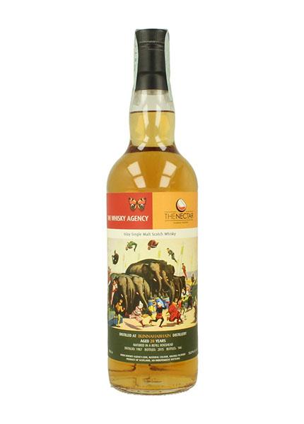 Bunnahabhain 28 y.o. 1987-2015 Whisky Agency