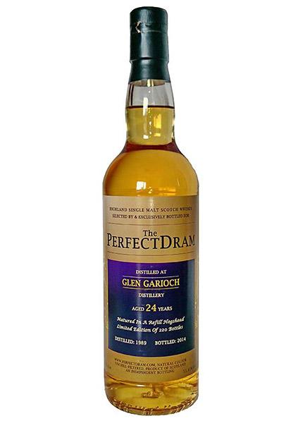 Glen Garioch 24 y.o. 1989-2014 Whisky Agency