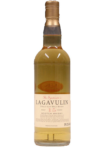Lagavulin 15 y.o. 1979-1995 The Syndacate's