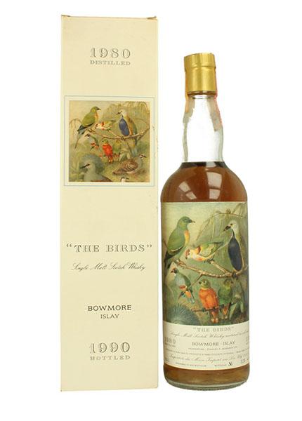 Bowmore 10 y.o. 1980-1990 The Birds