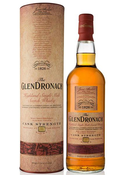 GlenDronach Cask Strength Batch 5