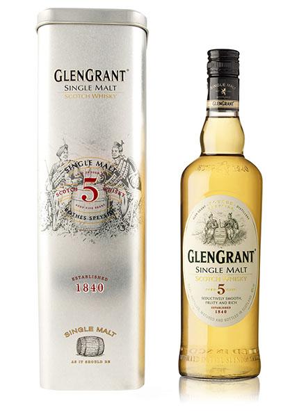 Glen Grant 5 y.o.