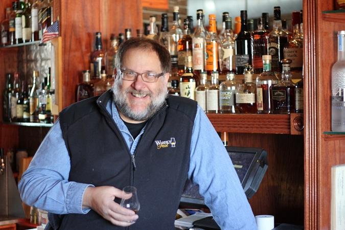 """Lew Bryson, autore di """"Degustare il Whisky"""""""