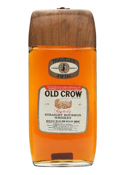 Old Crow 5 y.o. Traveller Fifth