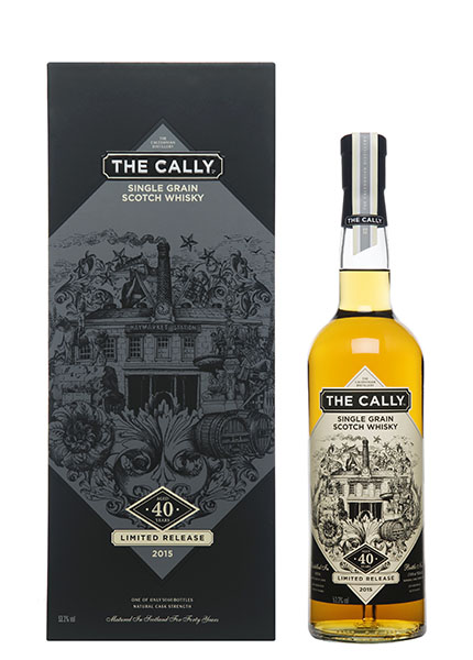 Caledonian 40 y.o. 1974-2015 The Cally