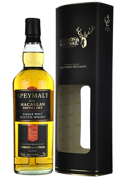 Macallan Speymalt 2006-2015 Gordon&MacPhail