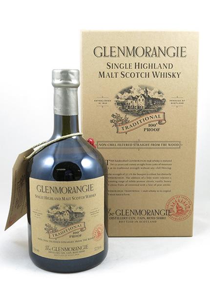 Glenmorangie 10 y.o. Traditional 100 Proof