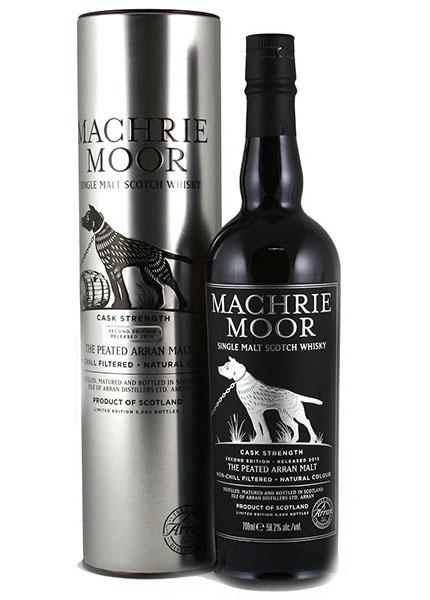 Arran Machrie Moor 2nd Edition Cask Strength