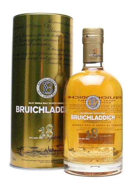 Bruichladdich 18 y.o. Second Edition