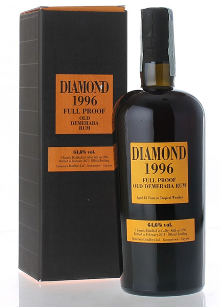 Diamond 15 y.o. 1996-2011